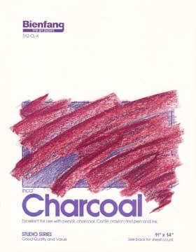 portfolio image: Bienfang Charcoal Pad