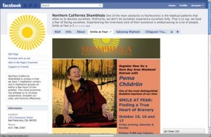 Image of Northern California Shambhala Facebook Page