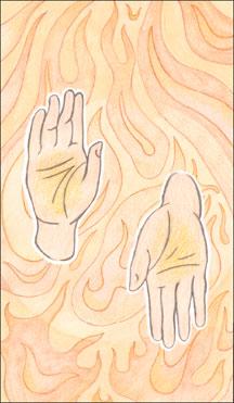 Image for Healing Hands Illustration