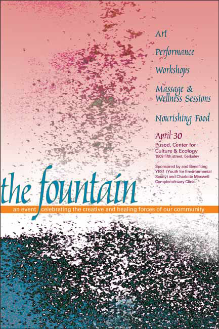 Image of ad for The Fountain